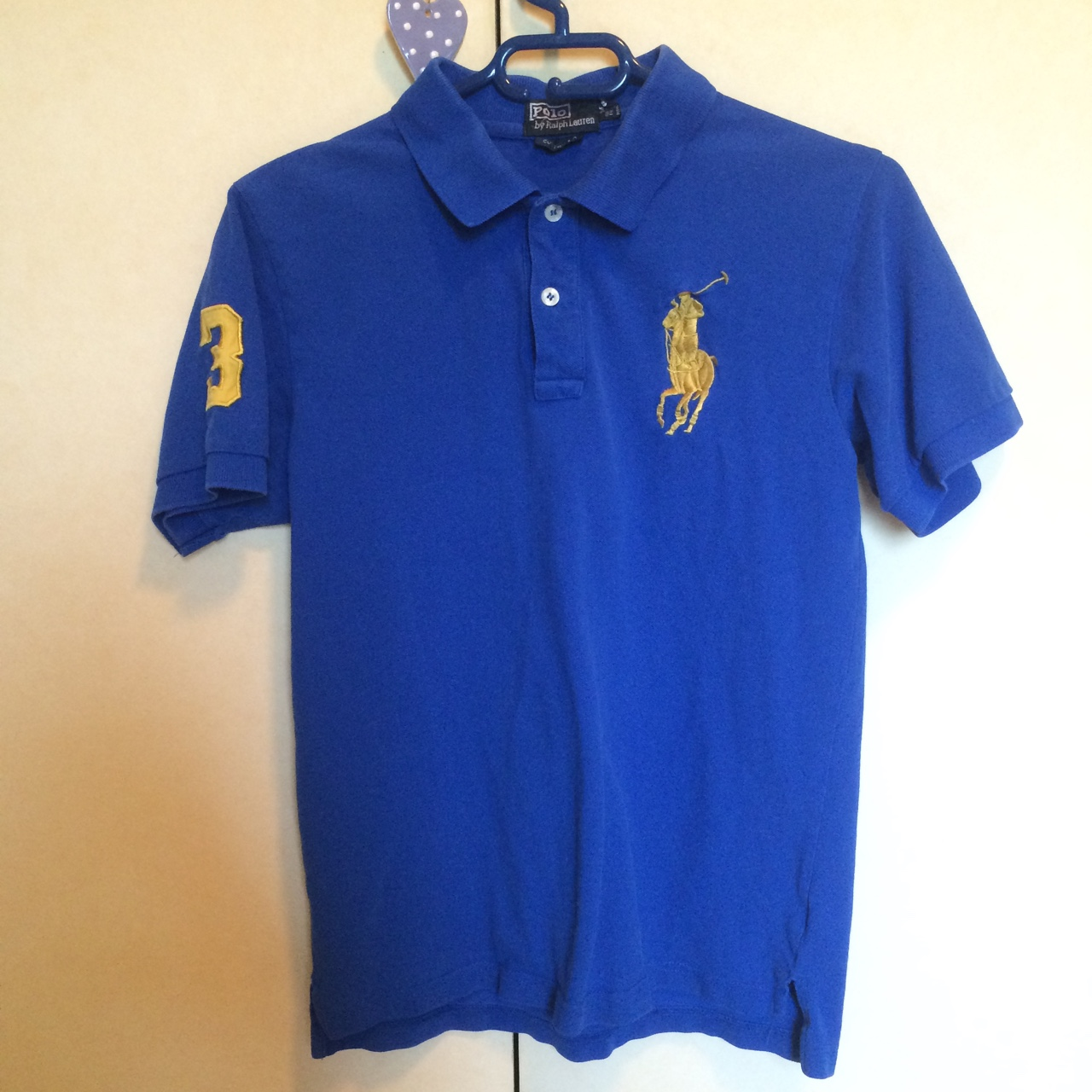 Shirt Ralph Lauren Pony Polo Depop Big 8v0OmnwN