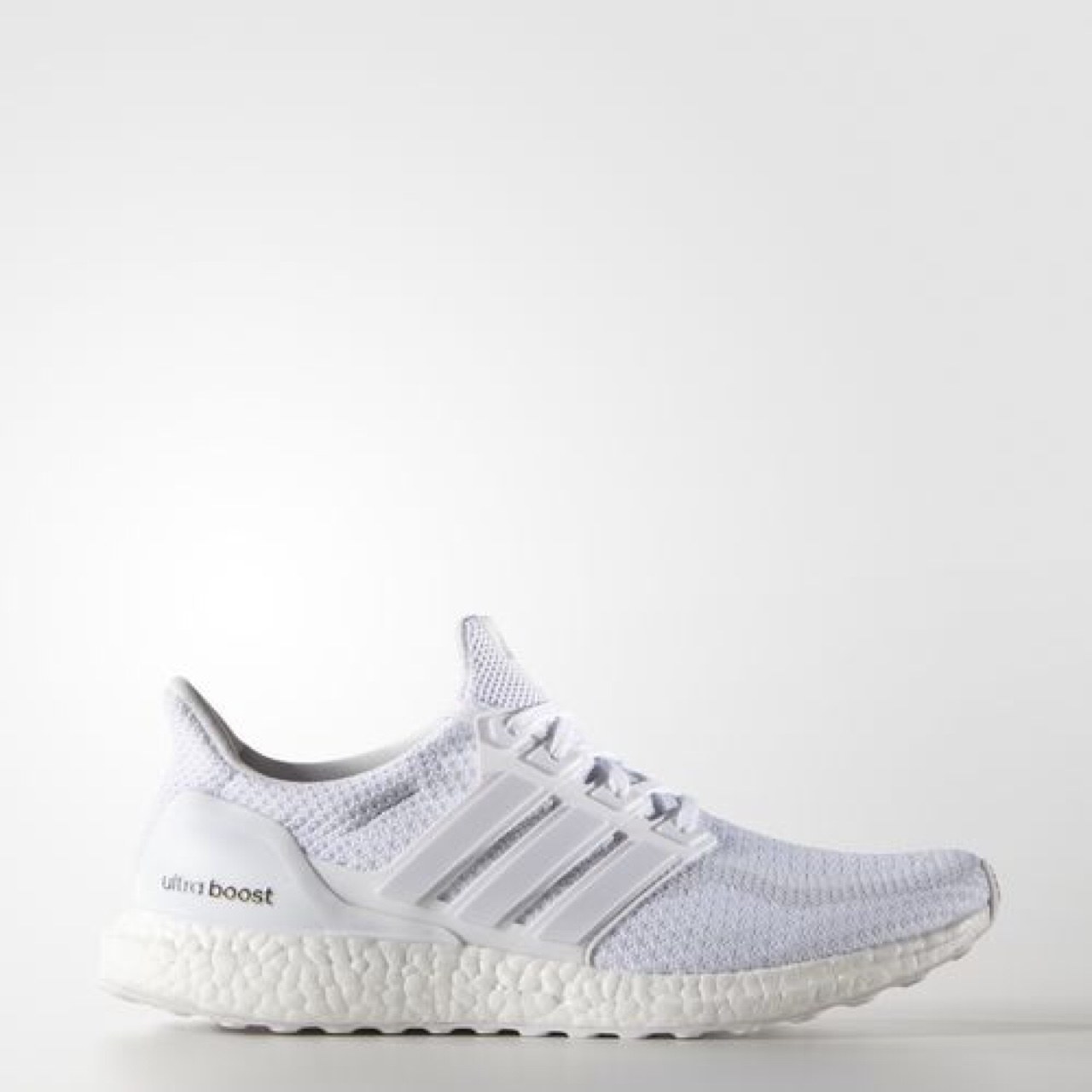 quality products super popular affordable price Adidas Ultra Boost triple white 2.0 UK 9.5 US 10-... - Depop