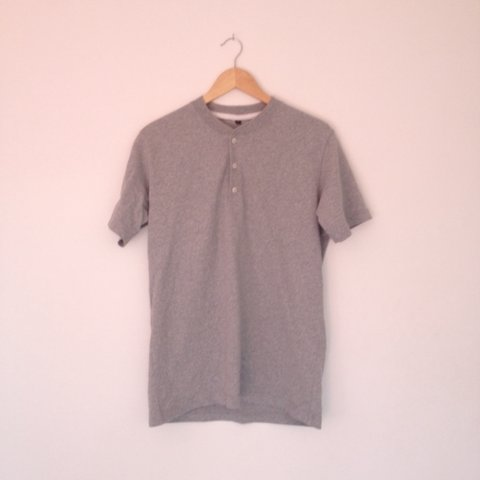 dc2cf5a25 Minimal minimalist muji japan japanese judo top   polo   in - Depop