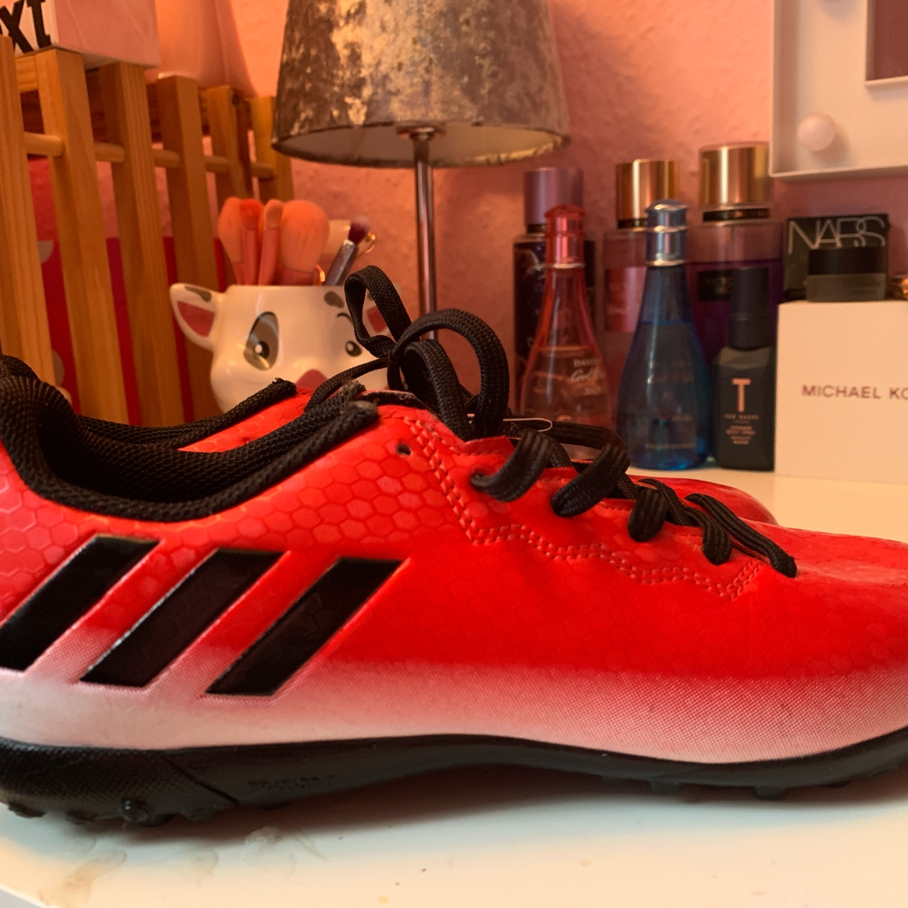 Adidas football boots Size 4 Never been