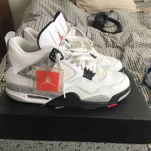 ef032fc29202ba SOLD SOLD SOLD WTS OR TRADE JORDAN CEMENT 4s 2016 Great 10 - Depop