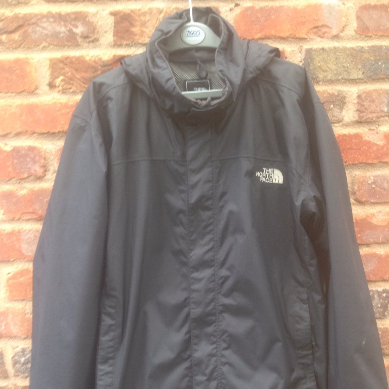 The North Face black coat    Size medium    condition 8 10 - Depop 204aca50a127