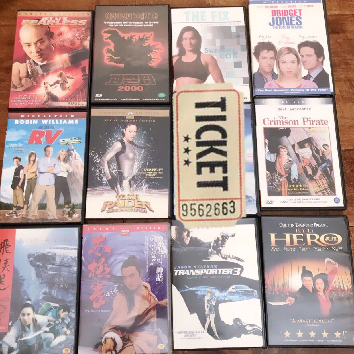 a845c30b Updated dvd movie list Some classic films have... - Depop