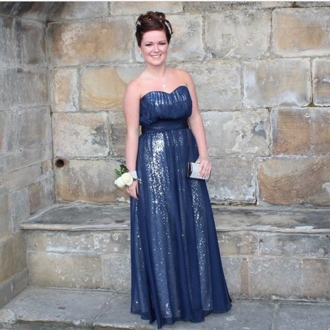 7d1a7845d74 Wanting to sell my gorgeous prom dress