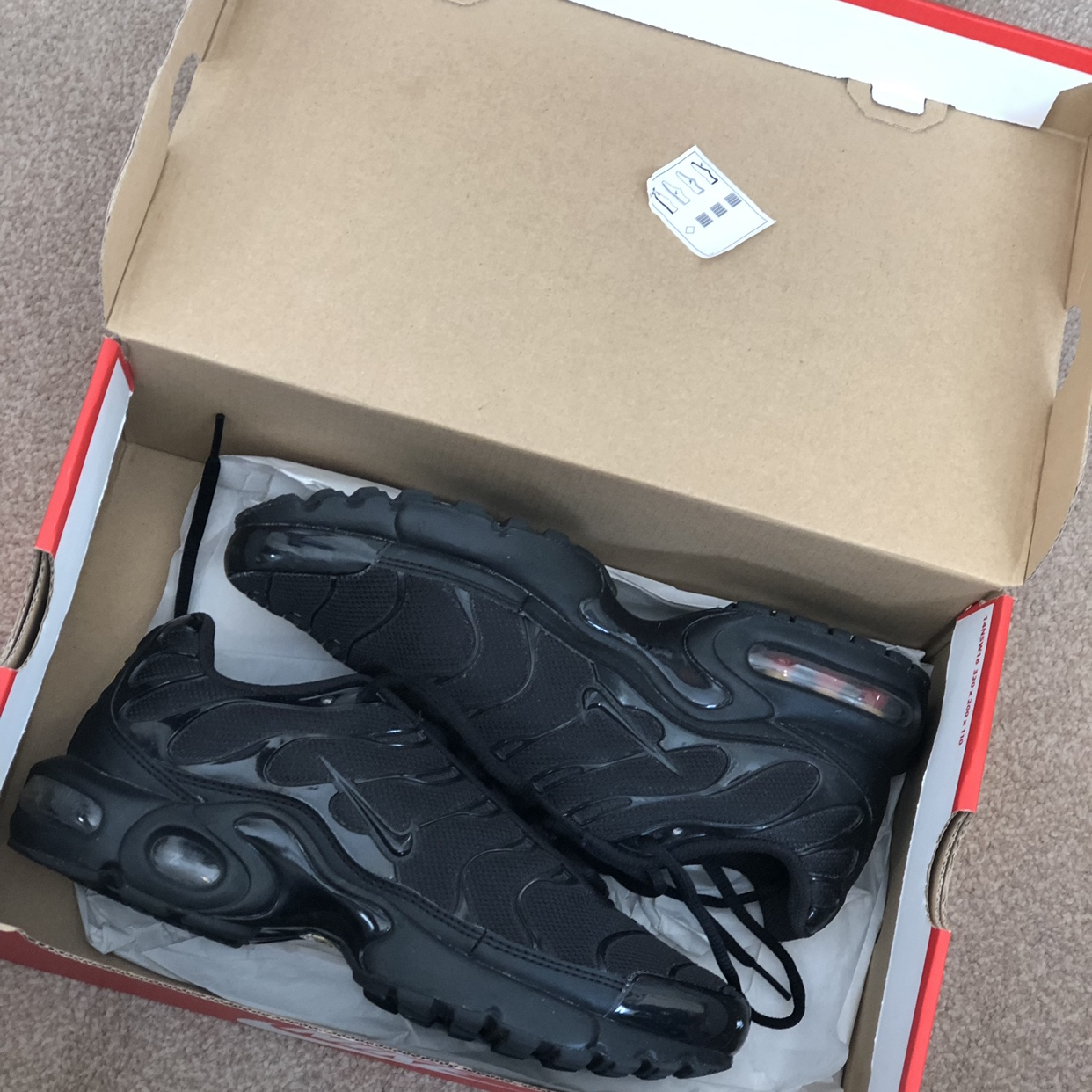 Nike Tuned 1 - Grade School Shoes, also