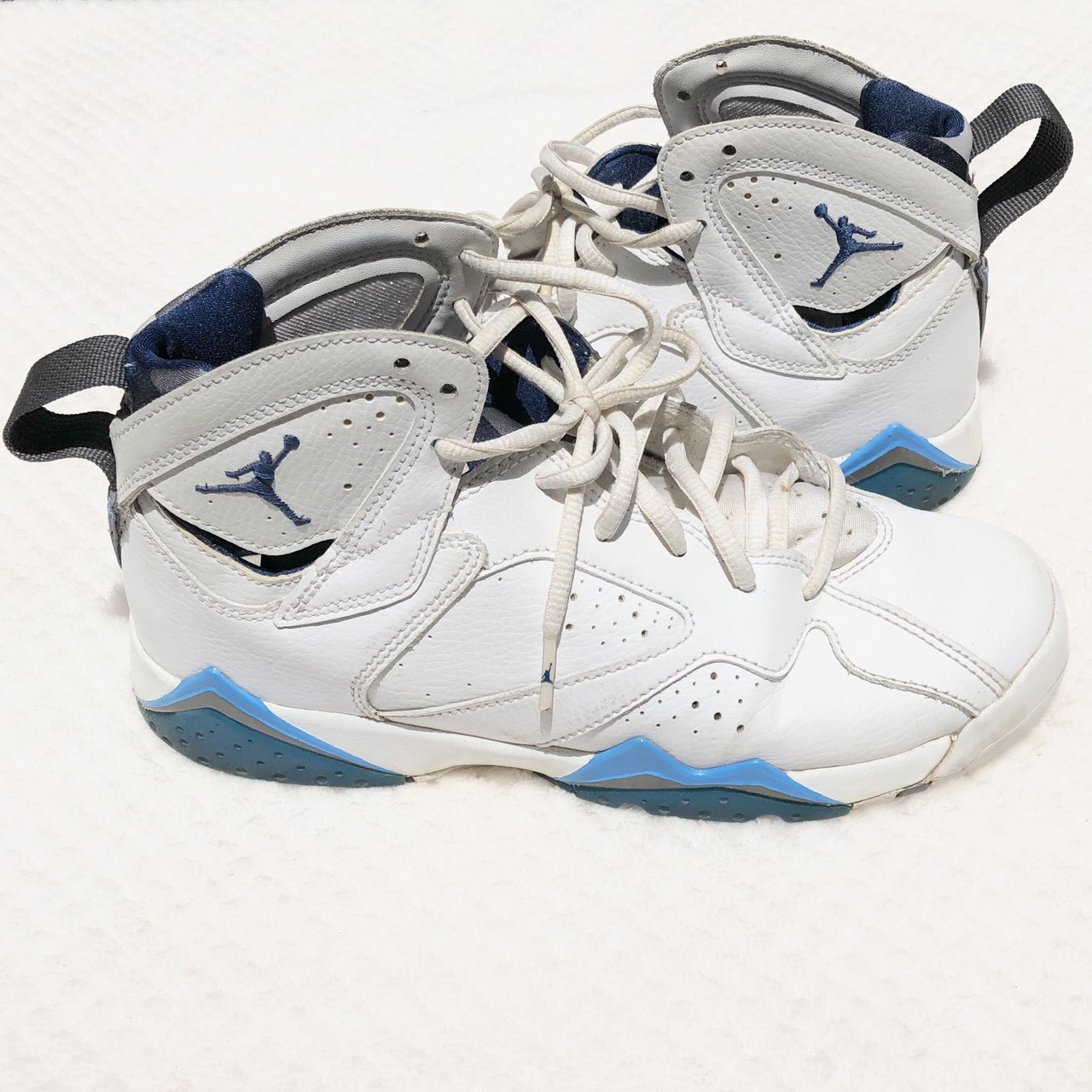 887acee6110 Jordan 7 French Blue Size