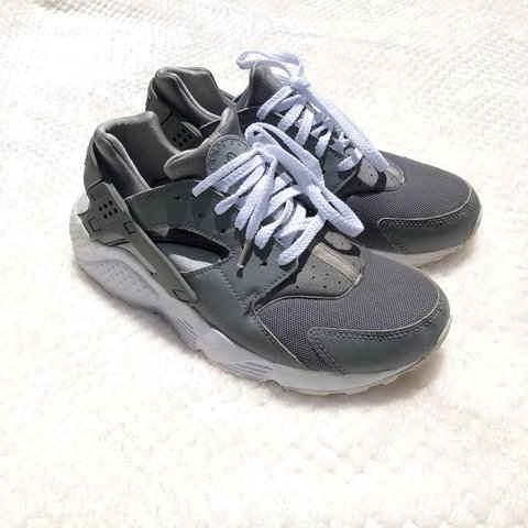 3dc3a64a14f  guccinay. 10 months ago. United States. Gray Nike Huarache labeled as 6Y  fits a women s size 7.5. No box