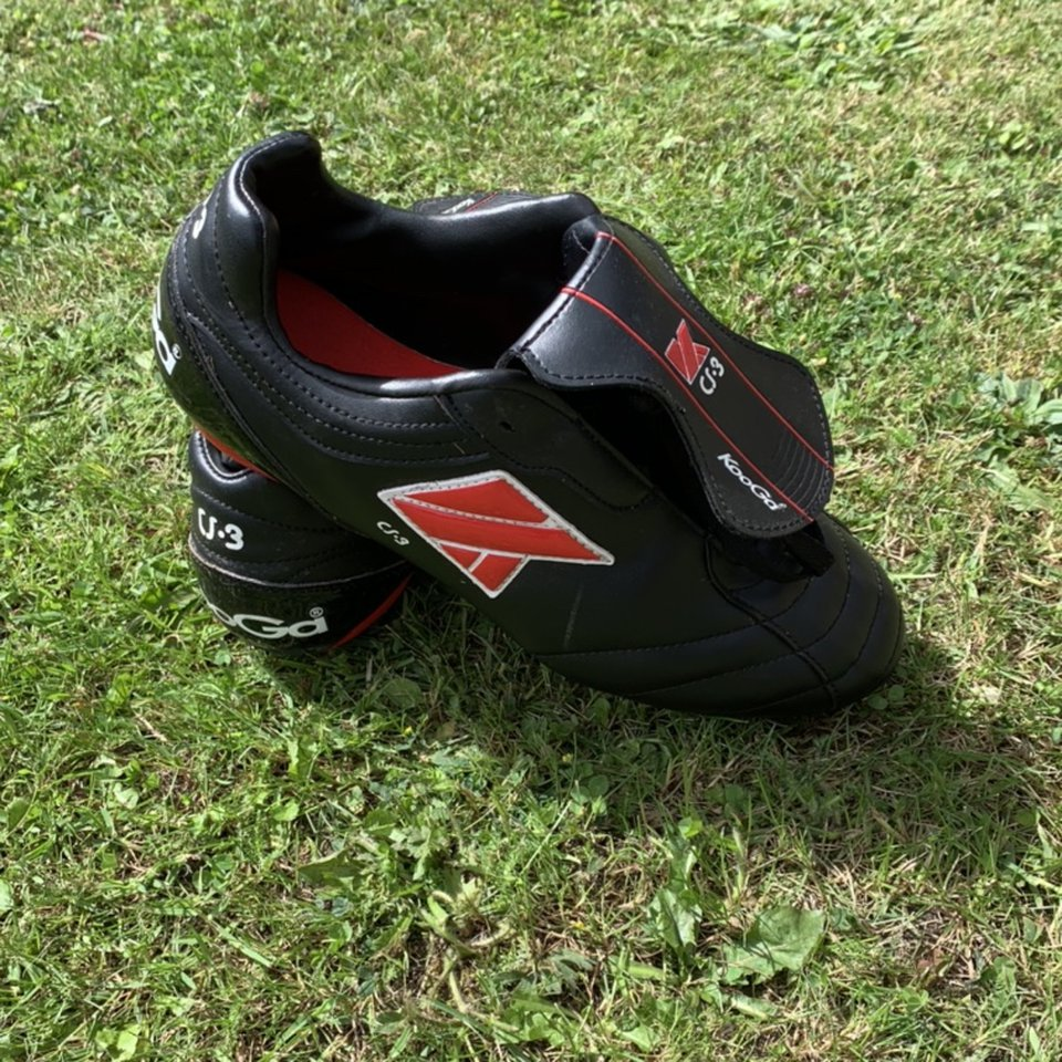 Kooga Cs 3 Lcst Sg Rugby Boots With Metal Studs Depop