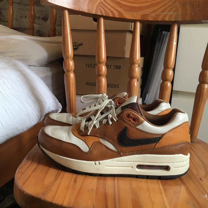 1 max leather originally Nike Depop 6Bought air in size vyY76gfb