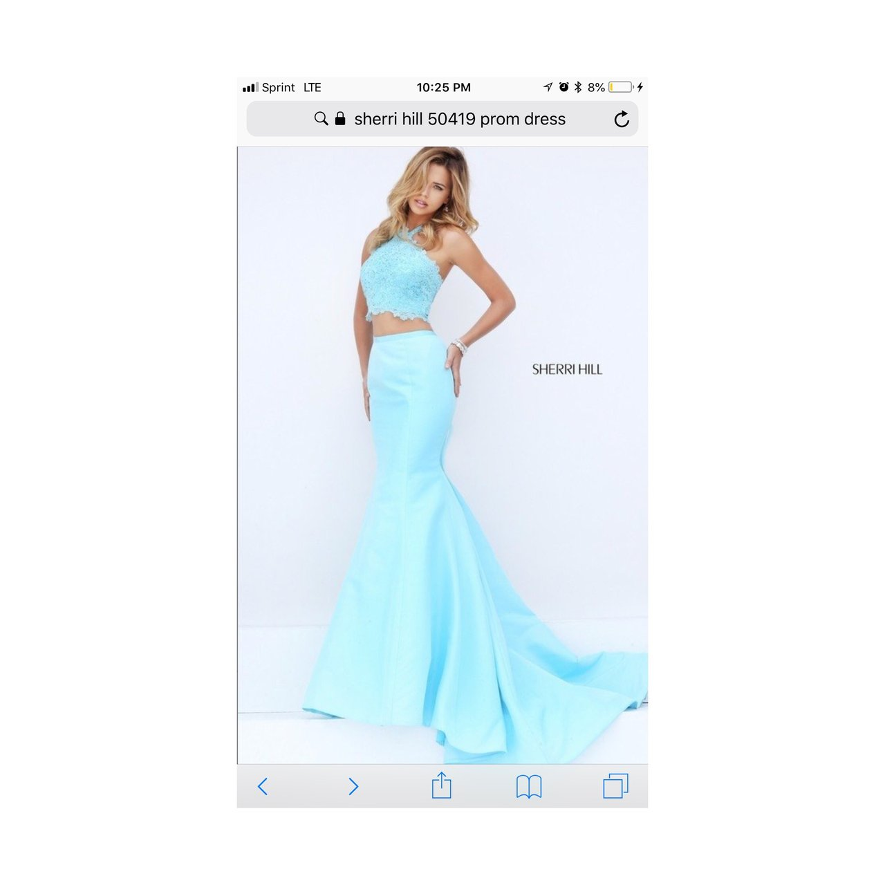 Mermaid Style Prom Dresses With Sleeves –