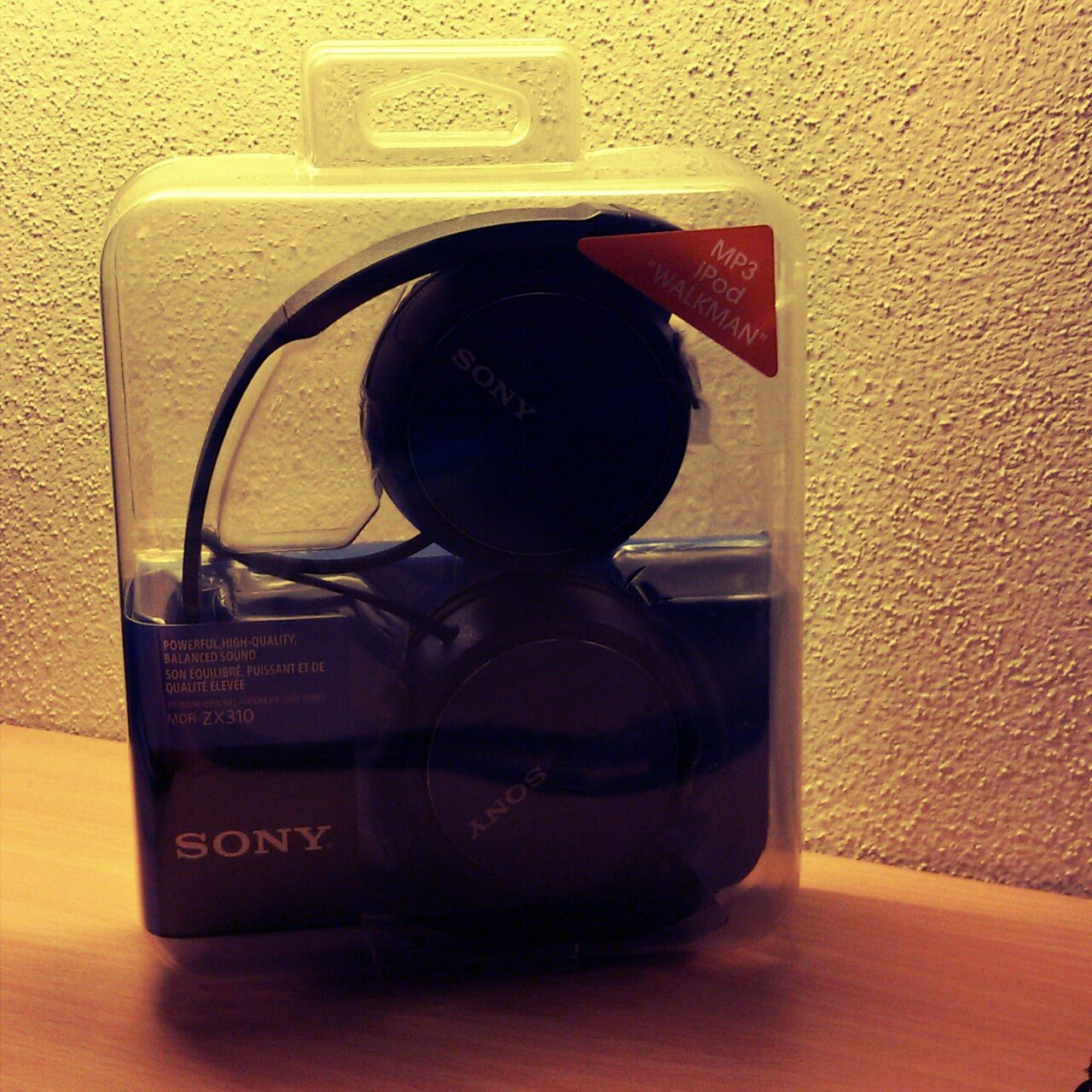 Cuffie della Sony MDR-ZX310 nuoveee!! Cuffie sony blue mp3 30ea14cae8f8