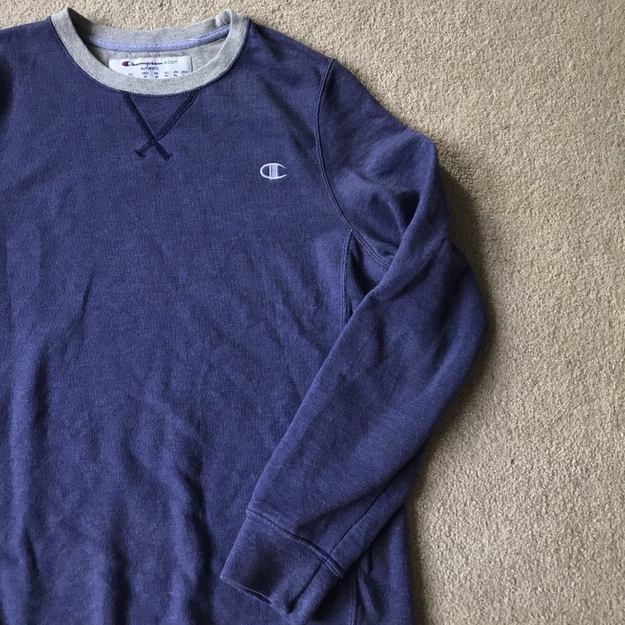 473be87712d09 Champion long sleeved jumper in