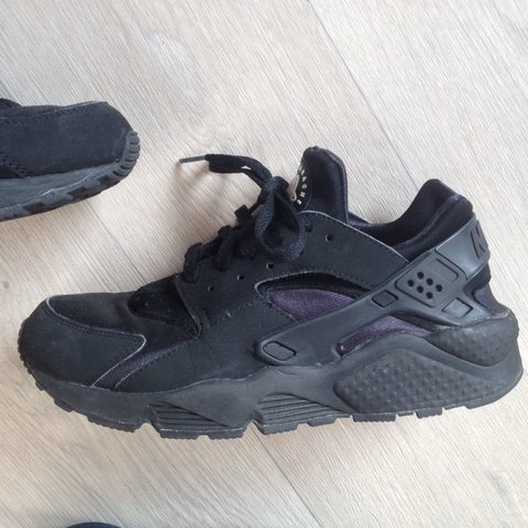 huge discount 9a7e8 63656 Nike Huarache zwart  all- 0