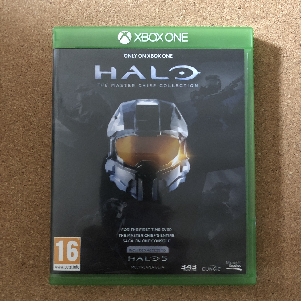 Halo The Master Chief Collection For Xbox One Depop