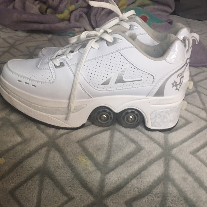 kick roller shoes!! Skate shoes with