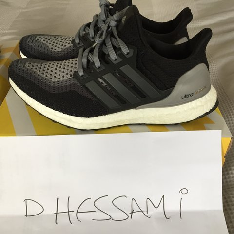 ab1d07d5a Adidas Ultra Boost Ladies UK 7. Worn once