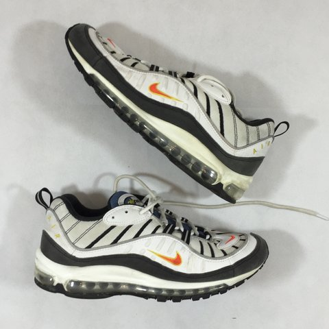 04a8e1bff1 Nike air max 98 8/10 condition. Just testing waters as not - Depop