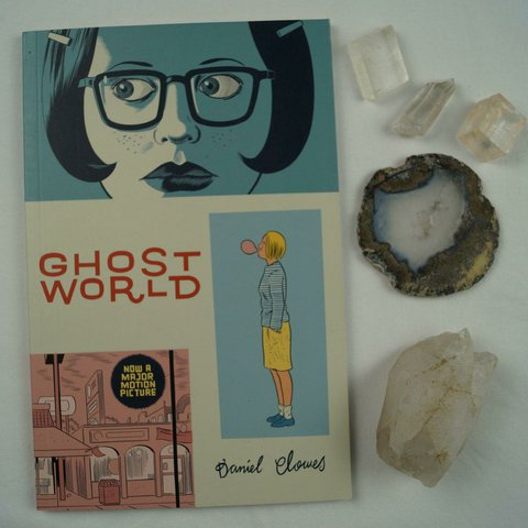 ghost world comic book