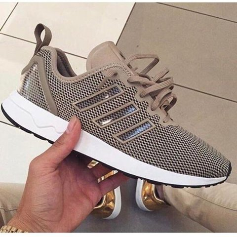 1104eaffda9ec BEIGE ADIDAS ZX FLUX ADVANCE - SOLD OUT EVERYWHERE. Bomb too - Depop