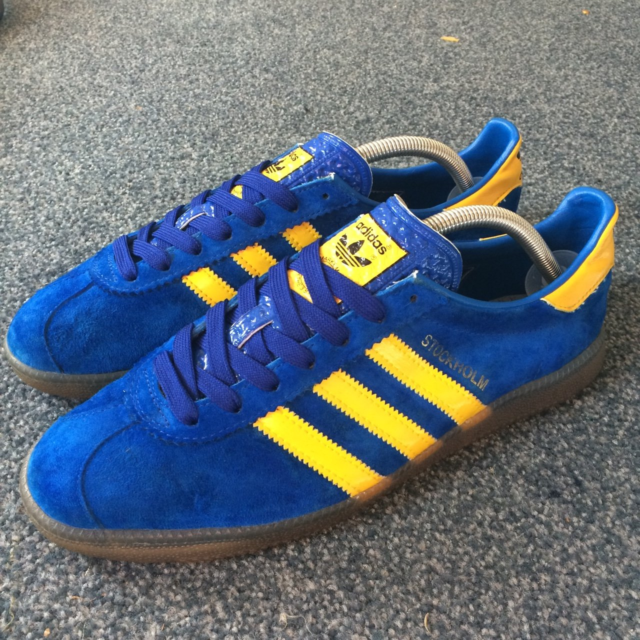 factory price 80239 5cb34 2008 Adidas Stockholm UK8.5 will fit 9. Absolutely lovely as