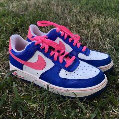 newest 2d503 7269d  theorize. 6 months ago. Houston, United States. Nike Air Force 1 (GS) Hot  Pink Blue