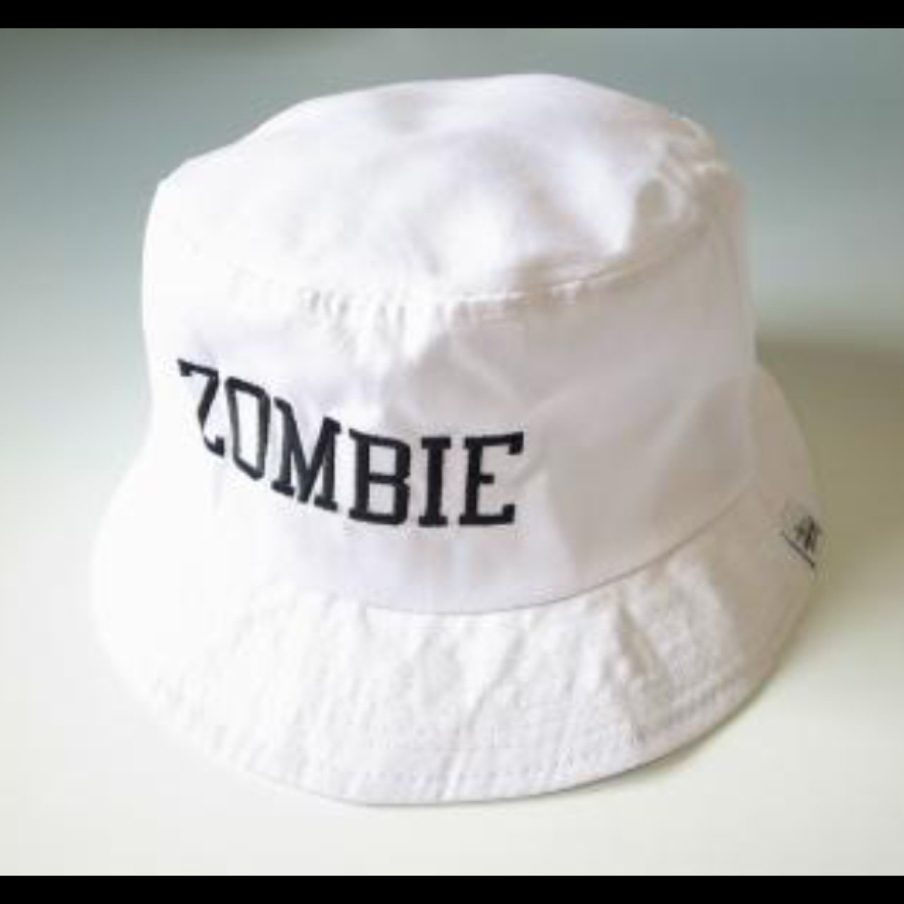 Stussy  zombie  bucket hat! Limited run hat from the zombie - Depop e85c8ed399f