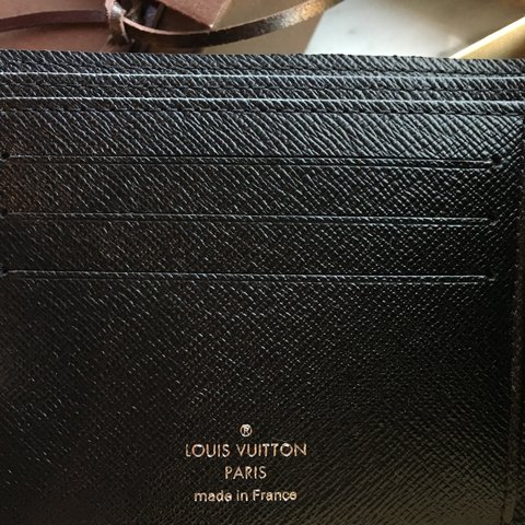 e7d1f7a9b13a Brand new LV Louis Vuitton Wallet unused. With box and Best - Depop