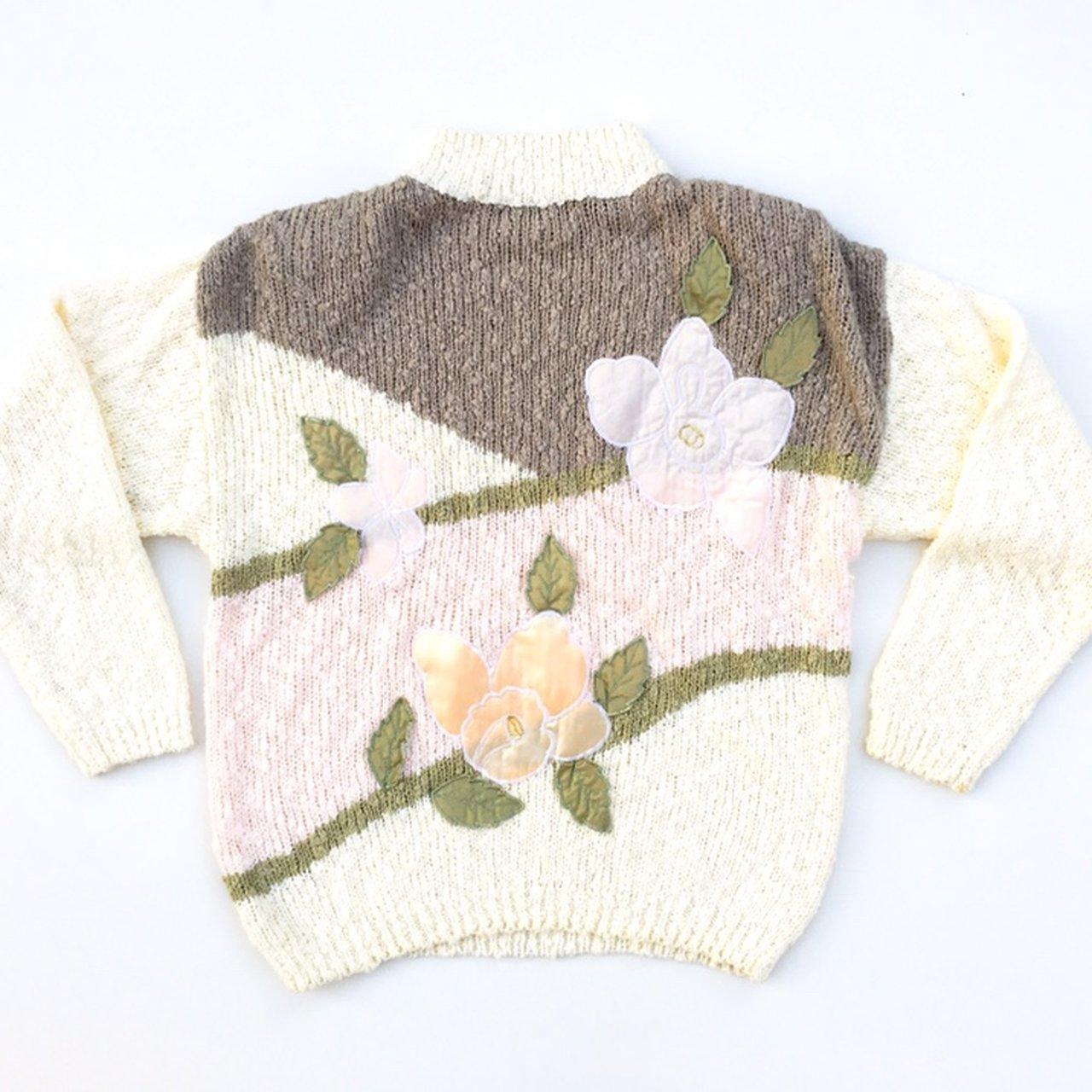 902f700ea Vintage 1980s Colleen s Collectables floral