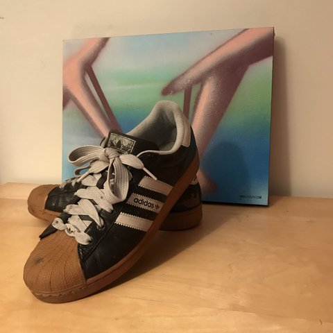 size 40 7d508 c0eec  wgoodlake. last year. Brighton, United Kingdom. Men s vintage Adidas  Superstar   Adidas Shell Toe.