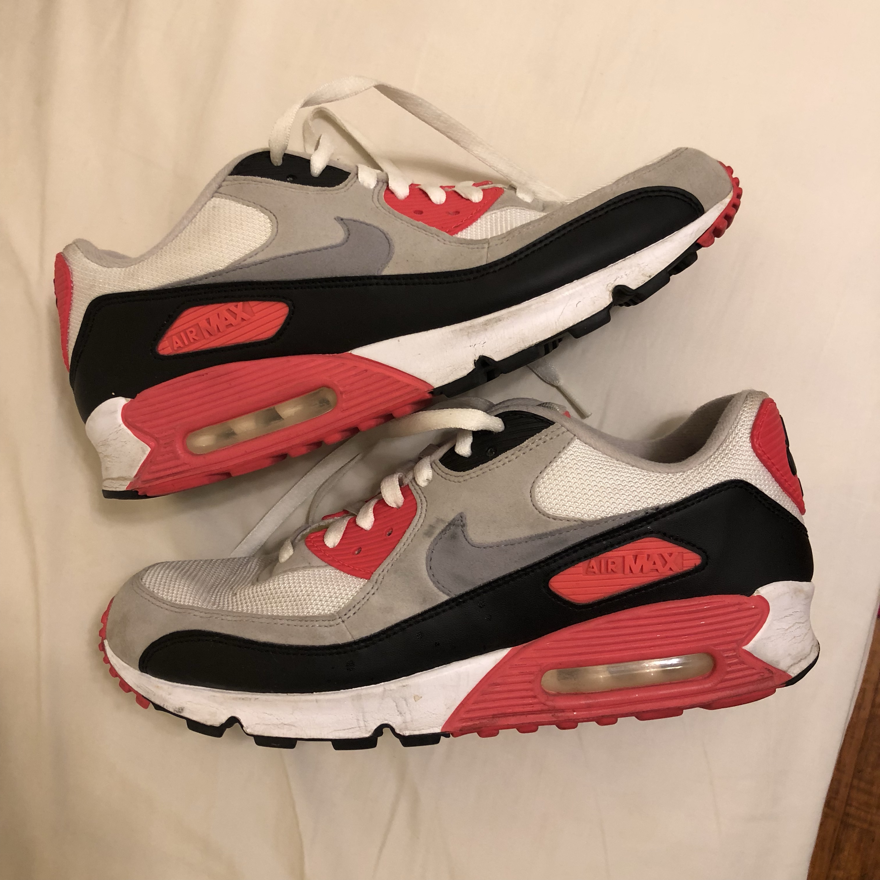 Nike air max 90 infrared from 2010 7.510 some Depop