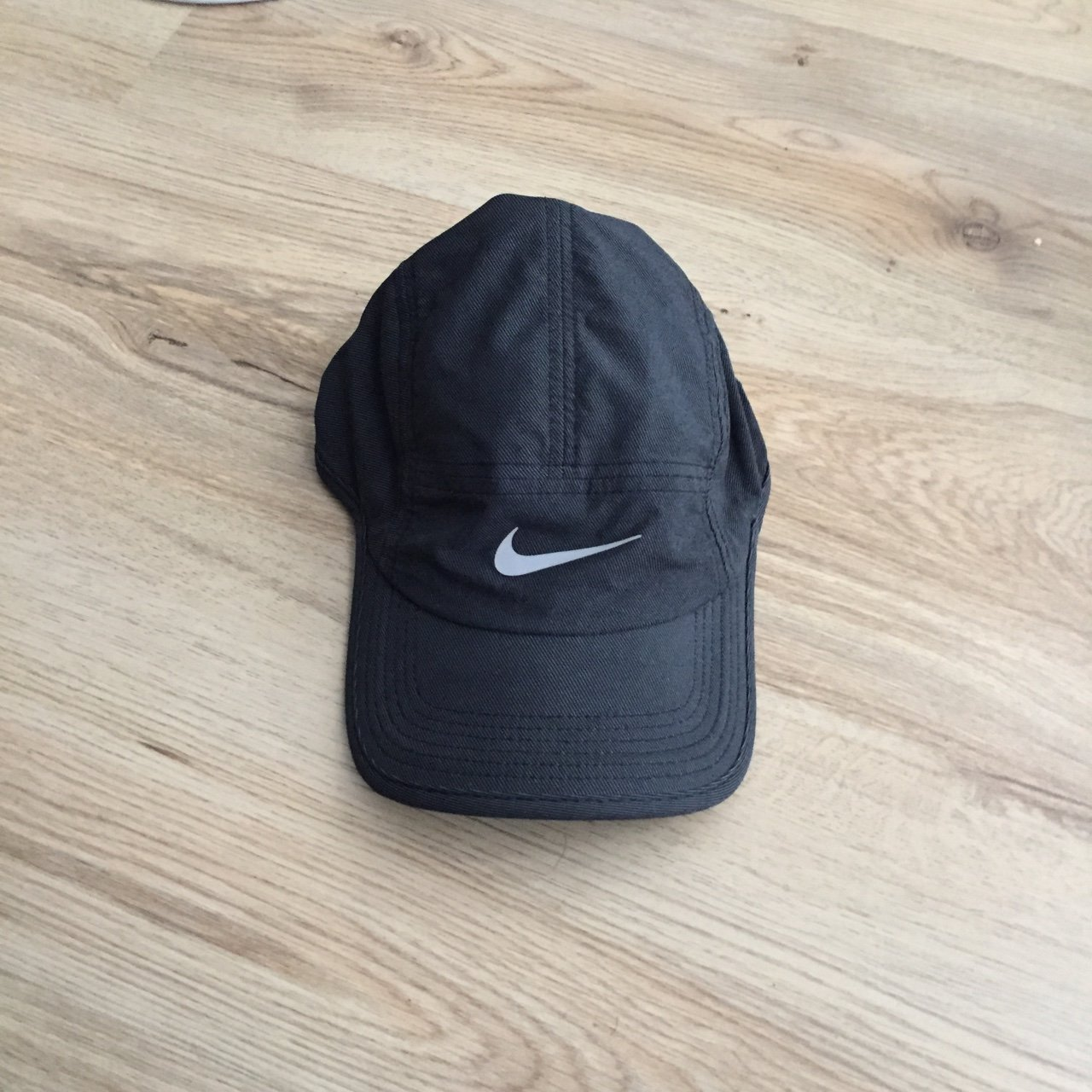 Nike reflective dri-fit hat running cap ( AW84 ) I bought a - Depop 2c50bfc4f58