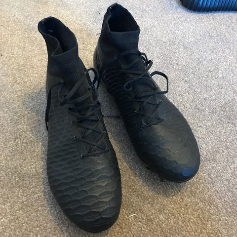 706a6af743 Magista Obra 1 uk 6 tripple black. Used but plenty of wear - Depop