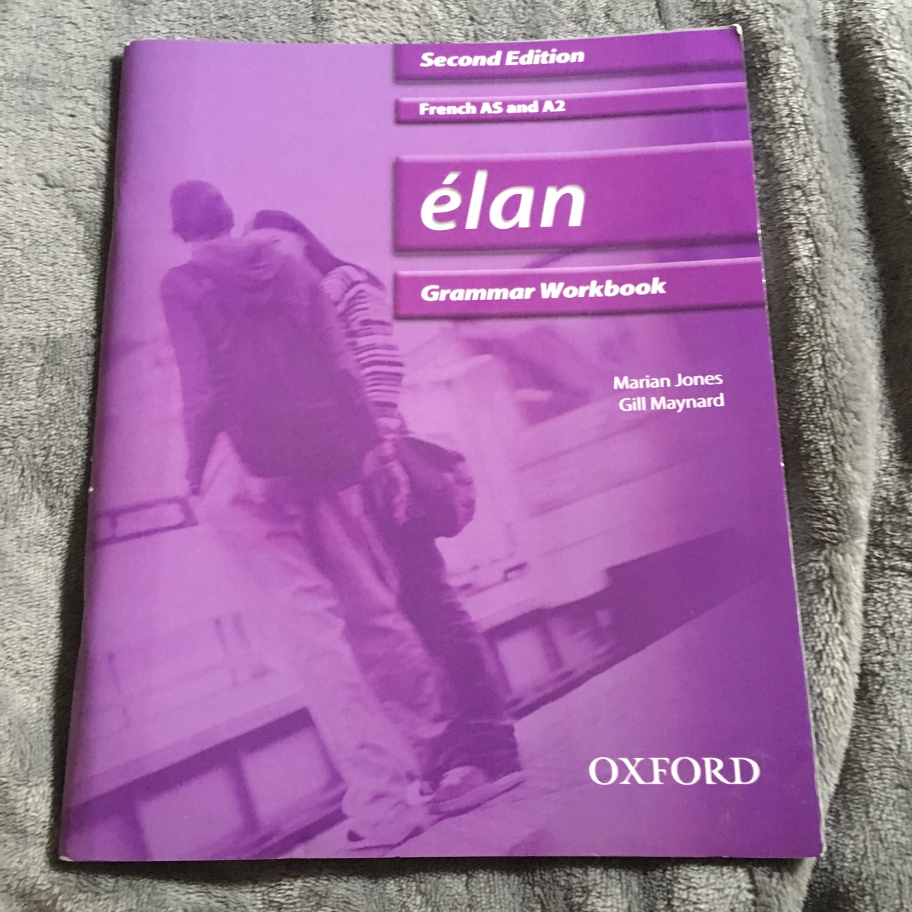 French A level grammar book second edition as and a2