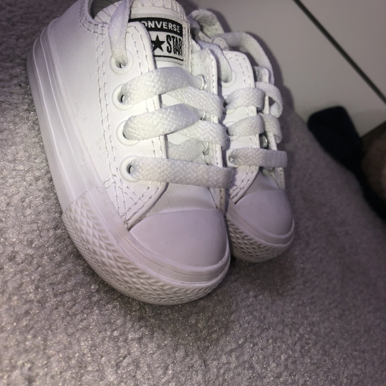 Infant boys trainers size 3.5 can do