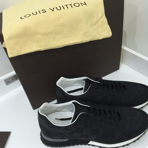 4bdfb51ff @carla23. 3 years ago. Chryston, Glasgow, UK. Authentic Louis Vuitton men's  runway sneakers ...