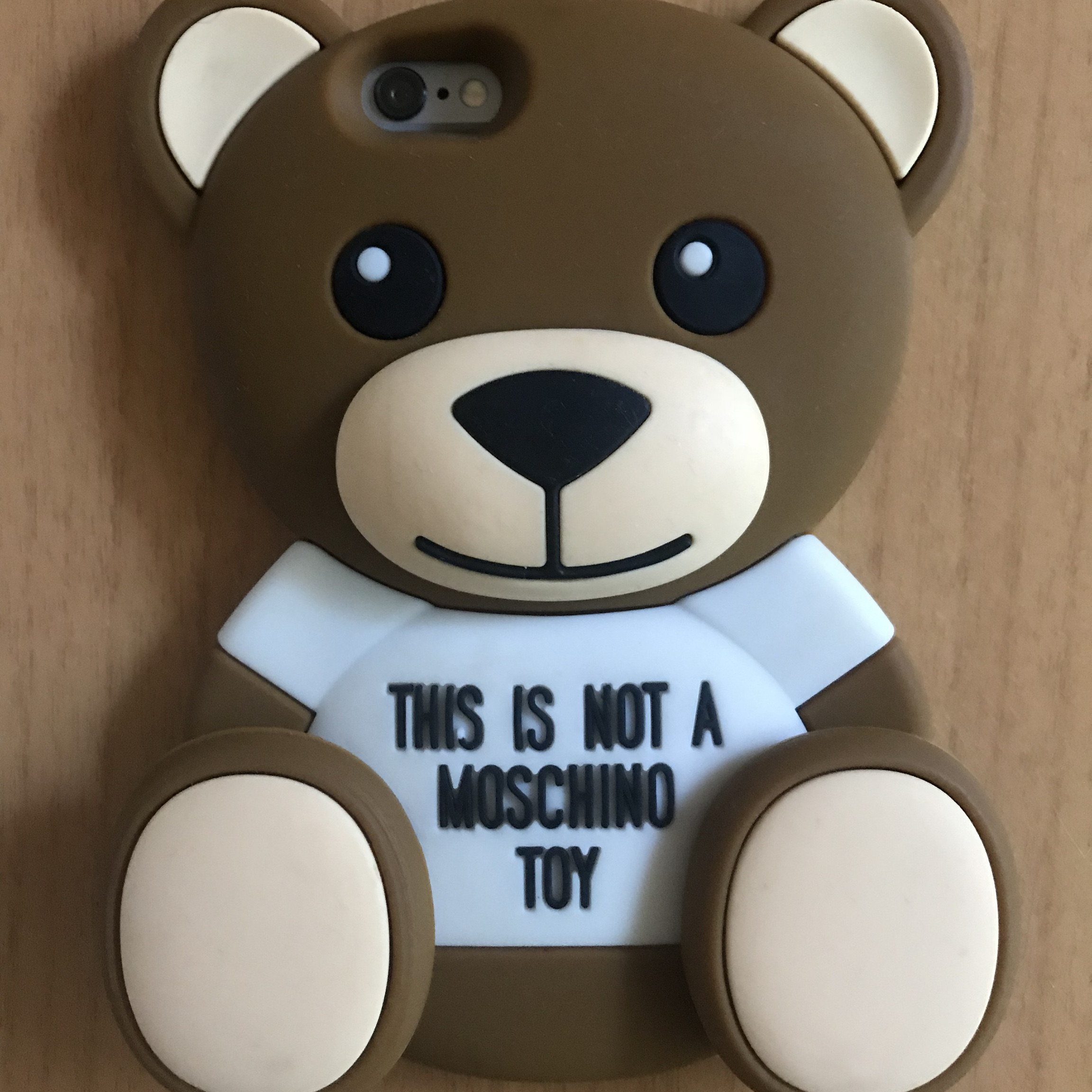 cover iphone 6 moschino toy