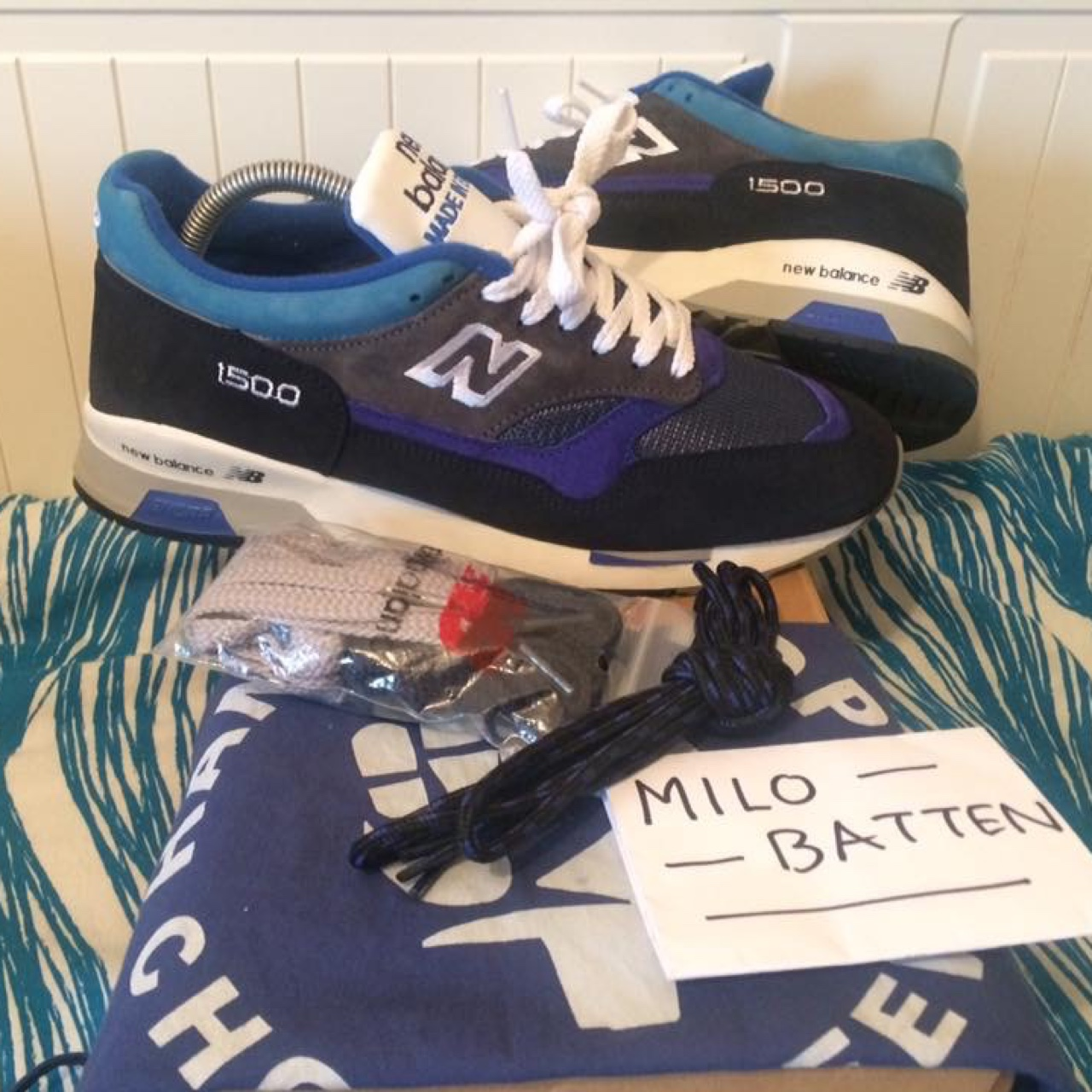 free shipping 08352 aedd9 A grail! New Balance 1500 x Hanon 'Chosen Few'... - Depop