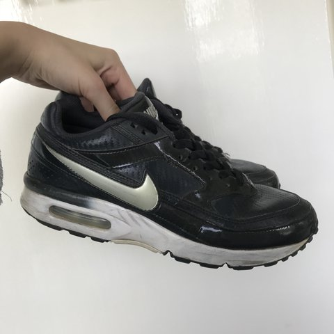 8ed111ecba ... womens running shoes 97c17 6bd05; usa black and white nike air max bws  uk 7 price including but depop af45f a4064