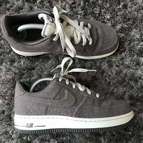 reputable site 50fc7 1dc96  gussaunders. 2 years ago. Sutton, United Kingdom. NIKE AIR FORCE 1 (2011)  LOW VT VAC TECH GREY WOOL