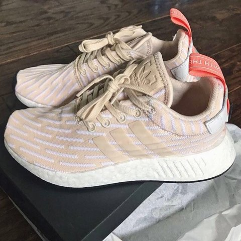 356aa89d9 ADIDAS NMD R2 WOMENS -excellent condition (like new) -2-day - Depop
