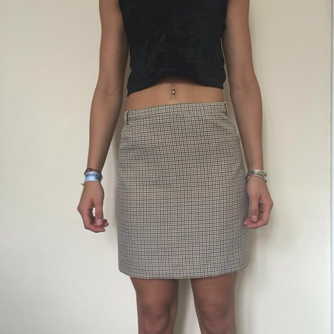 75f39466df @chivraa. 3 years ago. London, UK. Skirt in Burberry colours. UK SIZE 8/10.
