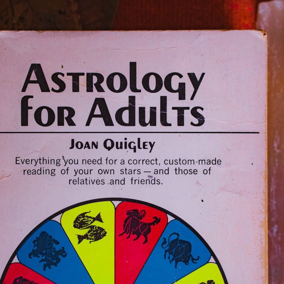 Joan quigley astrology for adults