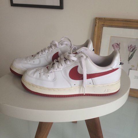 Valentine S Day Special Nike Air Force Valentine S Day Uk Depop