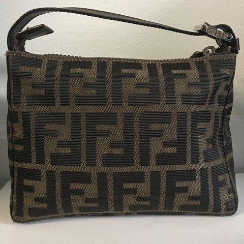 ce9a218869 @fablulu13. 11 months ago. Bristol, United States. Vintage Fendi mini bag. SO  CUTE 😍 Outside in great condition