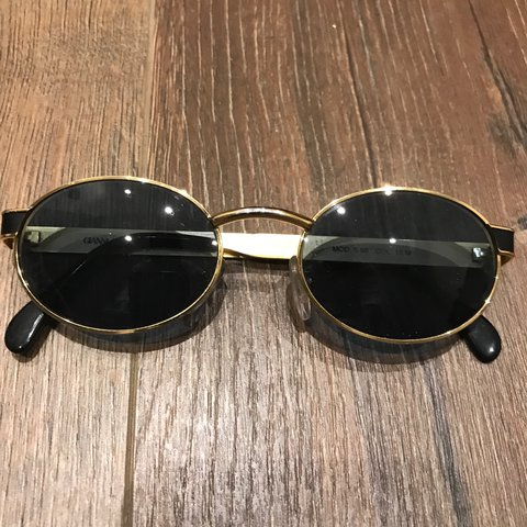 93f3c904be Vintage Gianni Versace Sunglasses used but in great  versace - Depop