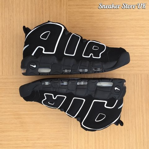 Nike Uptempo    Brand New 2016    Size 10.5 UK -An icon is A - Depop 74964bad9