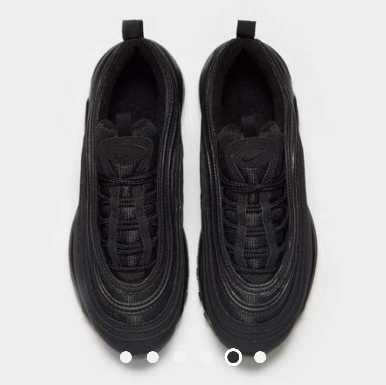 Juniors' Air Max 97 OG trainers from Nike. NIKE. AIR Depop