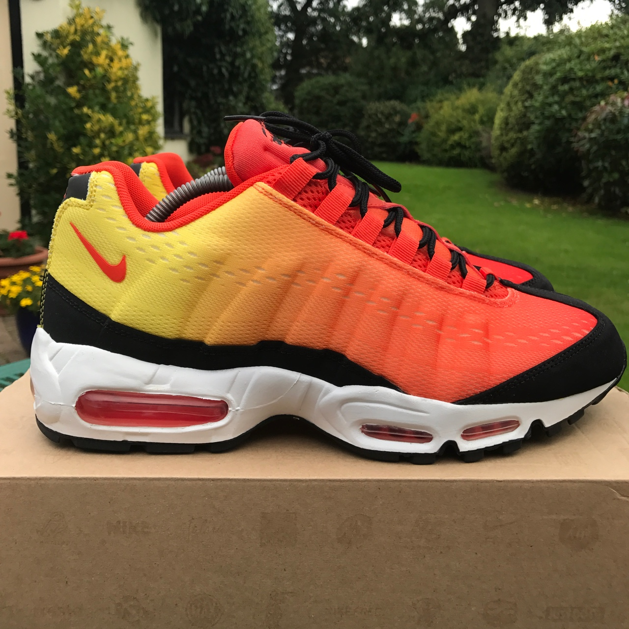 Nike Air Max 95 Sunset trainers - 9/10