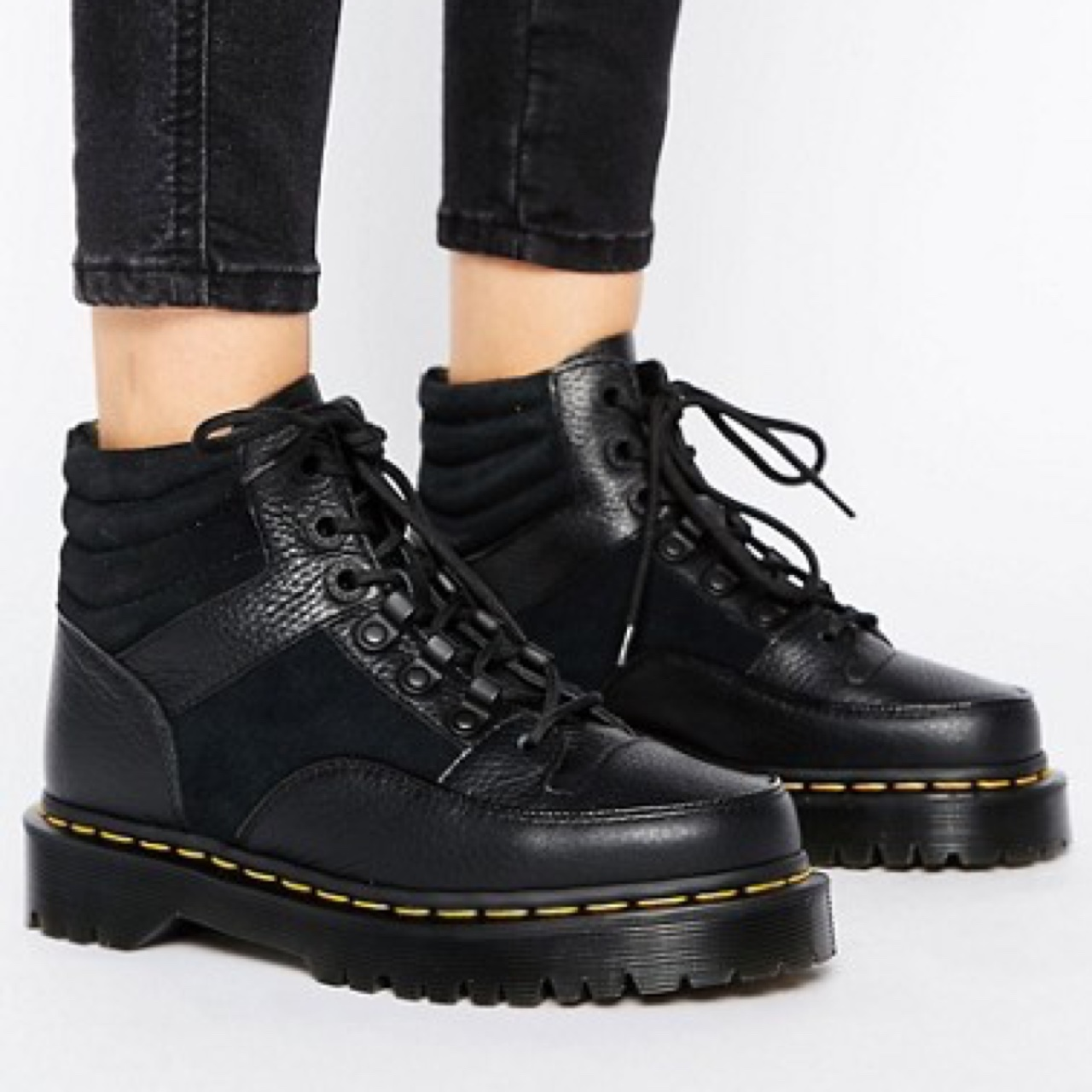 2019 factory price 100% original hot-selling genuine Dr Marten Aunt Sally Zuma Suede High Ankle Boots.... - Depop