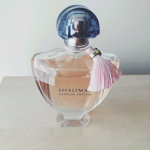 Guerlain Edp Shalimar Parfum Initial This Has Now Been Over Depop